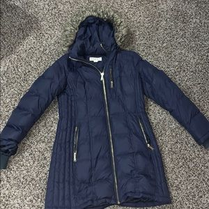 Michael Kors Knee Length Winter Coat